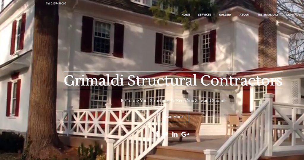 Grimaldi Web Design